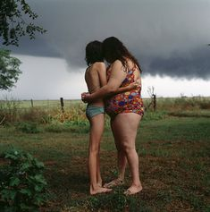 Magical Photographs Follow the Lives and Friendship of Two Argentine Girls