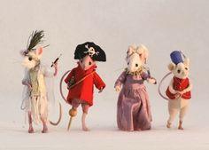 mouseshouses: Ancestors