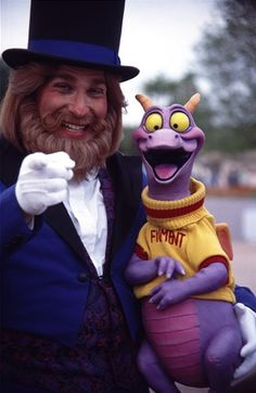 Great story about Dreamfinder.