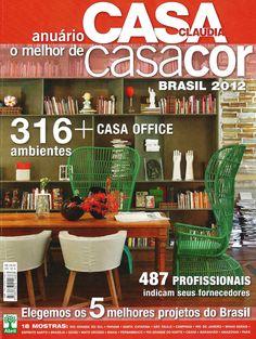 Fa.Z Arquitetura | Casa Claudia Especial Casa Cor | 2011