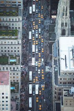 Aerial New York City | by Cameron Davidson