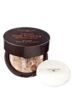 Laura Geller Makeup 'Baked Body Frosting - Tahitian Glow' All Over Face & Body Glow