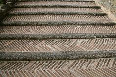 Villa Farnese Step Paving by Pandorea..., via Flickr