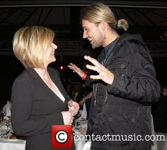 Carmen Nebel, David Garrett Aftershow-party for the TV show Willkommen bei... | Carmen Nebel Picture 1793049 | Contactmusic.com