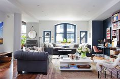 Julianne Moore Dons Her Interior Designer Hat For Elle - The Printed Page - Curbed National