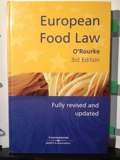 European Food Law by Raymond O'Rourke