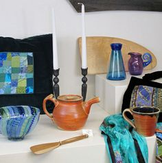 EPOCH Gallery - A cooperative gallery showing Vermont Artisans.