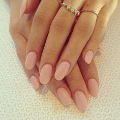 матовые ногти, матовый маникюр нюд,nail art, nails