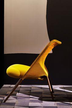 Shift Lounge Chair - Jonas Forman for Moooi