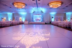 The reception celebration is held! Led Wall Lights, Wall Lighting, Led Dance, South Asian Bride, Indian Wedding Decorations, Marry You, Wedding Receptions, Floral Wedding, Wedding Engagement