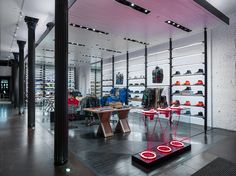 NIKE bridges physical space and digital experiences with NIKElab