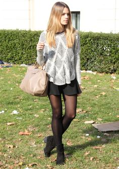 Comfy and chic (Cuplé ankle #boots) #cuple