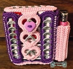 Soda Tab Crafts, Can Tab Crafts, Crochet Chart, Crochet Patterns, Pop Top Crafts, Pipe Cleaner Crafts, Pipe Cleaners, Soda Can Art, Crochet Rings