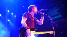Keith Urban Raise Em Up Toronto ACC Jan 24/14 Light the Fuse Tour