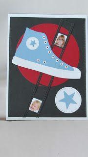 Ruth's lille blog: Fødselsdagskort