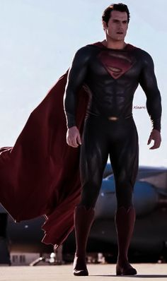 Henry Cavill as Superman Superman Henry Cavill, Superman 2, Superman Man Of Steel, My Superhero, Superhero Movies, Film Man, Batman Universe, Dc Universe, Adventures Of Superman