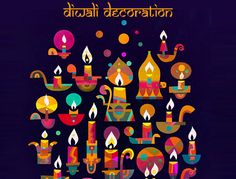 Rainbow Scrapbooks | Avinash and Nandini: 10 Best Pinterest Diwali Decorating Ideas
