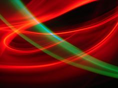 Wallpapers - 3D - Red and Green