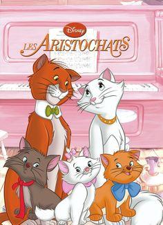 Walt Disney Characters, Disney Films, Disney Pixar, Gatos Disney, Disney Cats, Disney Dream, Disney Love, Gata Marie, Disney Images