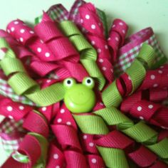 Kermit the frog bow