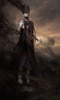 Ashiok, Nightmare Weaver - Karla Ortiz