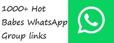 1000 Hot Babes WhatsApp Group links: A hot babe is a lady who's extremely attractive. All around the world, you'll find very many hot babes. Group Names Ideas, Girls Group Names, Girl Group, Whatsapp Phone Number, Whatsapp Mobile Number, Beautiful Women Over 40, Beautiful Moon, Girl Number For Friendship, Girls Phone Numbers
