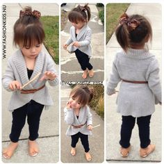 That moment when little girls are dressed better than I am