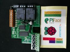 2015 PiFace Digital add-on Board for Raspberry Pi  Brand New Free Shipping #RaspberryPi