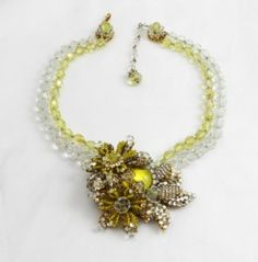 Miriam Haskell necklace 2