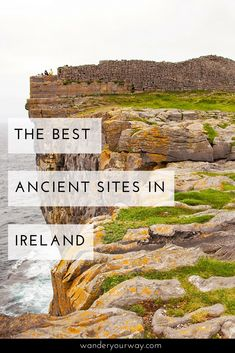 Ireland has loads of ancient sites — from prehistoric sites, to early Christian sites to century military forts. It's amazing — and overwhelming. So here are some of the best ancient sites in Ireland. Click through to find out more. England Ireland, Dublin Ireland, Cork Ireland, Scotland Travel, Ireland Travel, Oh The Places You'll Go, Places To Travel, Backpacking Ireland, Vacation Trips