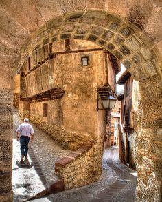 Albarracin, Teruel