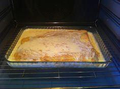 Liian hyvää: Kuorrutettu uunilohi, salaatti ja sitruksinen salaatinkastike Lasagna, Food And Drink, Ethnic Recipes, Lasagne