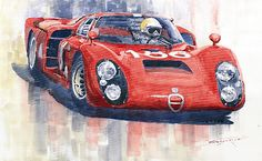 Alfa Tipo 33 http://www.wheelsofitaly.com/wiki/index.php?title=Alfa_Romeo_Tipo_33