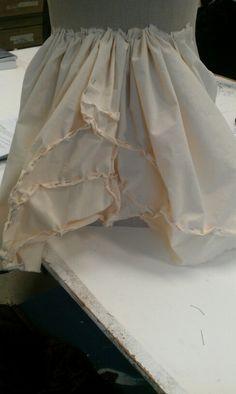 Petticoat toile