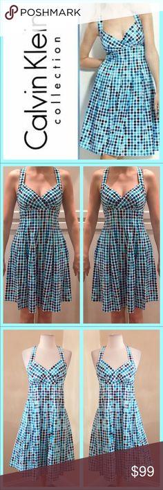 ▪️Calvin Klein Fit & Flare Dress ✨Calvin Klein Fit & Flare Dress Calvin Klein Dresses
