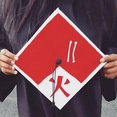 Image result for naruto graduation cap