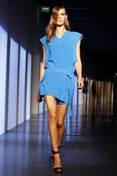 Mugler @ Paris Womenswear S/S 2013 - SHOWstudio - The Home of Fashion Film