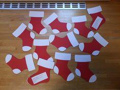 Christmas Crafts, Christmas Decorations, Christmas Ideas, Nursery Teacher, Montessori, Activities For Kids, App, Education, Manualidades