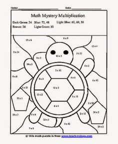 math coloring pages 7th grade 03 Math Math coloring