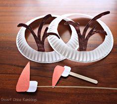 DIY Disney Frozen Olaf Craft