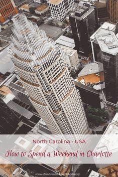 Weekend in Charlotte North Carolina USA. Charlotte things to do. Charlotte North Carolina things to do. Charlotte things to do in a weekend. Charlotte City Center/Uptown  Charlotte North Carolina with kids. #charlotte #northcarolina