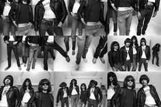 The Ramones Sequence, New York 1977 by Norman Seeff