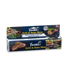 Yoshi® Grill and Bake Mats from Bed Bath & Beyond