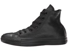 CONVERSE Chuck Taylor® All Star® Leather Hi. #converse #shoes #sneakers & athletic shoes