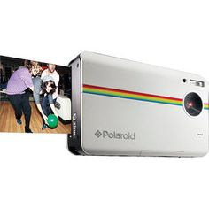 Polaroid Z2300 Instant Digital Camera ... so you can print instantly or keep digital shots $159.99- I need This!