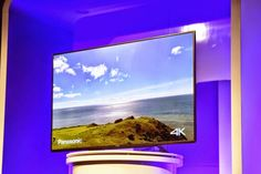 Panasonic 4K Ultra HD UHD Smart TV CES 2015