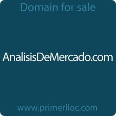 This #domain is for sale. #analisisdemercado #analisis #mercado #economia