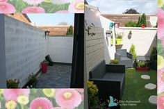1000 images about jardin on pinterest courtyard design coins and city gar - Comment amenager une petite cour ...