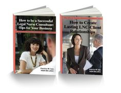Legal Nurse Consulting Business Books - New Books From Pat Iyer http://legalnursebusiness.com/legal-nurse-consulting-business-books-new-books-from-pat-iyer/