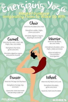 #MakeYourMove To a Good Morning With Yoga - FitFluential